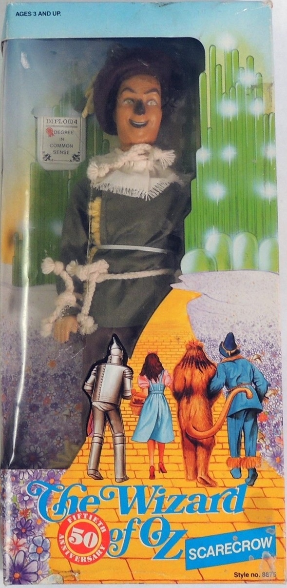 12-inch Wizard of Oz Scarecrow