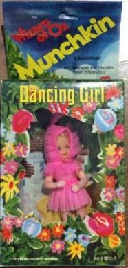 Munchkin Dancing Girl