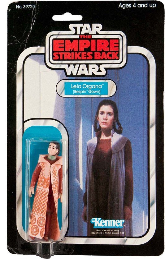 Princess Leia Bespin Gown