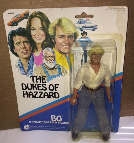 Coy Duke labelled as Bo