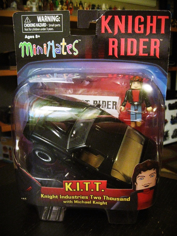 Diamond Select Toys Knight Rider Minimates