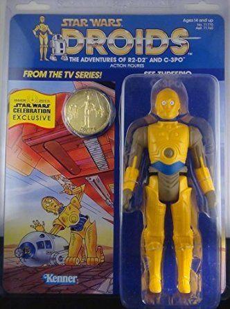 Droids C3P0