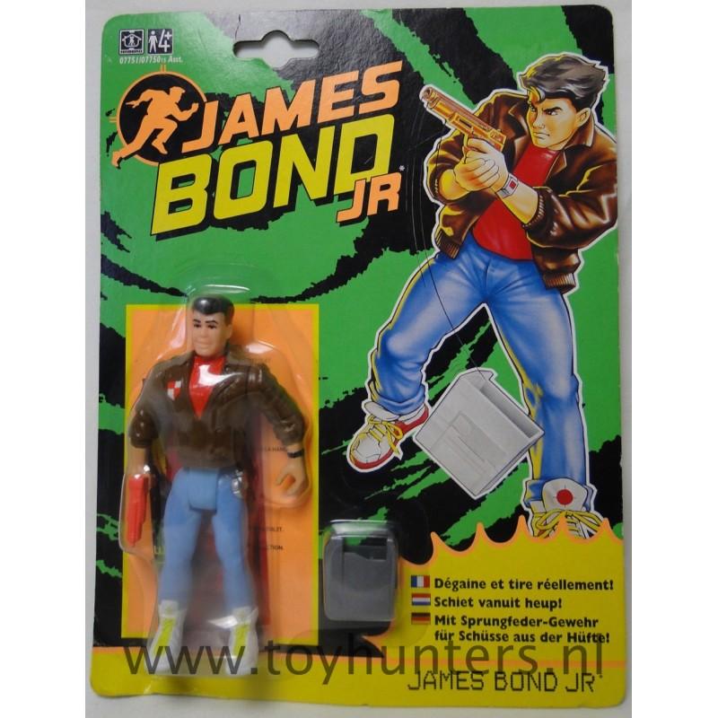 James Bond Jr. Street Gear