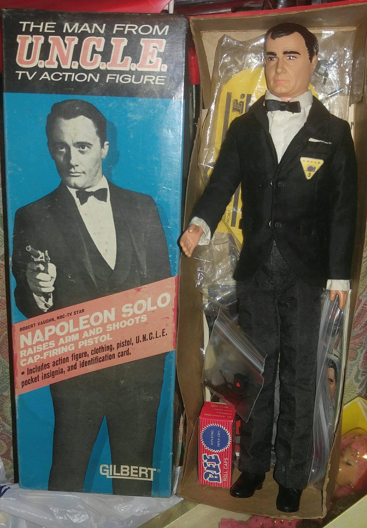 James Bond Tuxedo figure