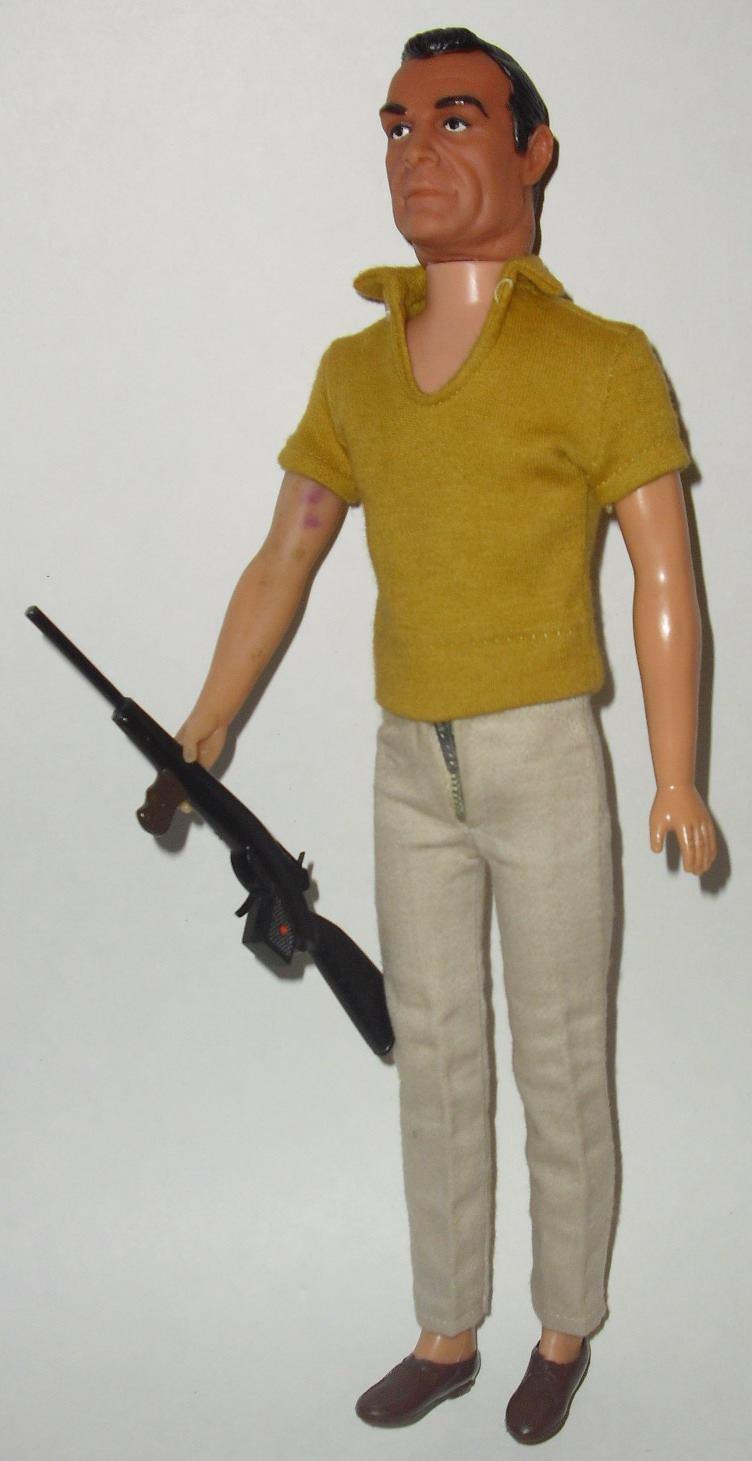 Rare James Bond figure