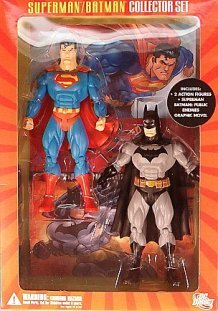 Superm + Batman Set