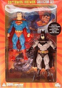 Superm + Batman Set