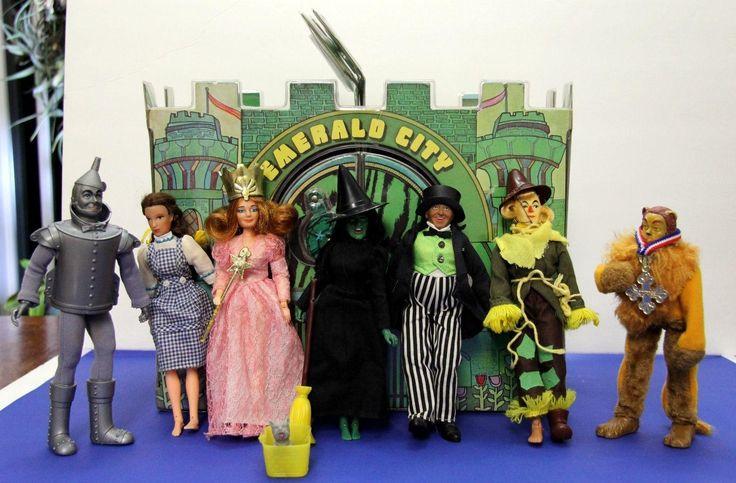 Mego Wizard of Oz Figures