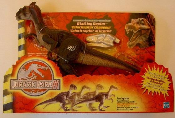 Stalking Raptor