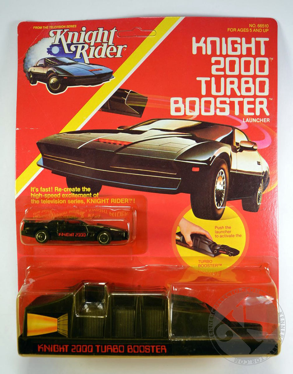 Knight 2000 Turbo Booster
