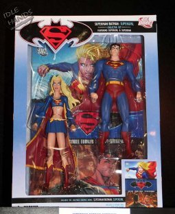 Superman-Batman-Supergirl-Collectors-set