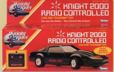 Knight 2000 Radio Controlled