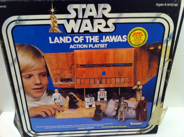 Land of the Jawas