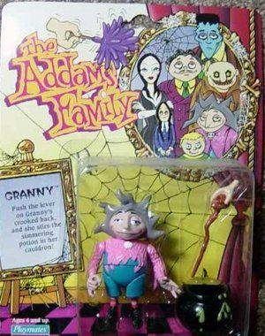 Playmates Granny