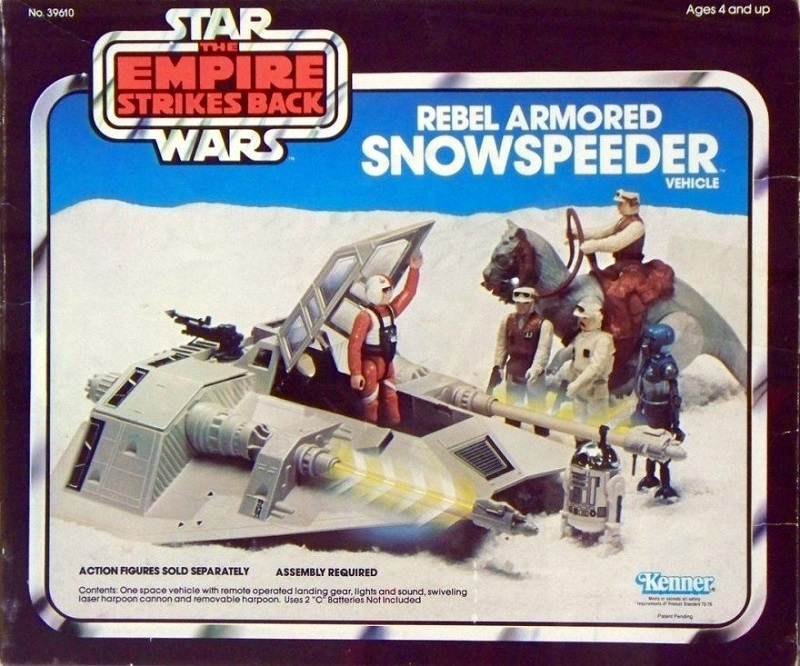 Rebel Armored Snowspeeder