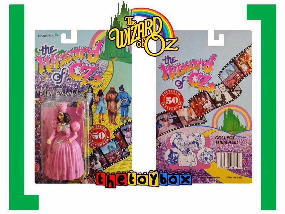 3 inch Wizard of Oz Glinda