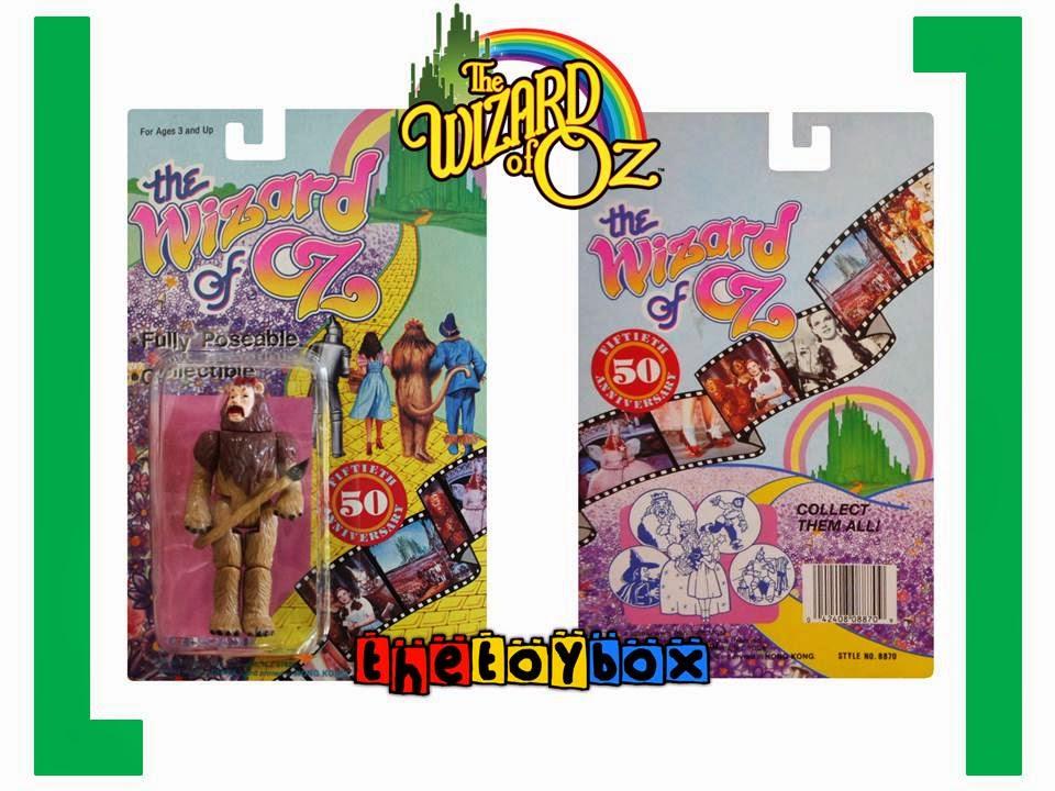 3 inch Wizard of Oz Lion