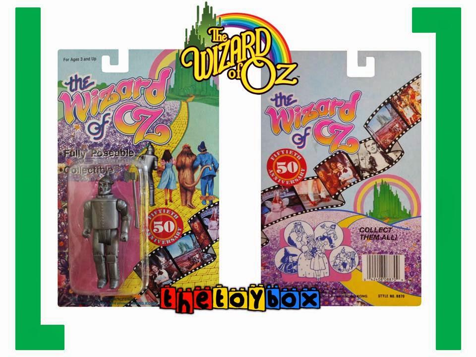 3 inch Wizard of Oz Tinman