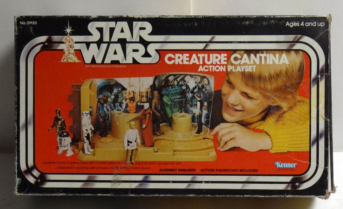 Creature Cantina Set