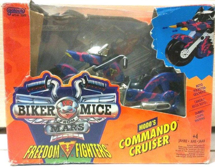 Modo's Commando Cruiser