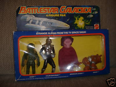 Four figure Gift Set