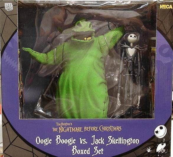 Oogie Boogie vs. Jack