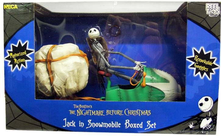Jack in Snowmobile Box Set