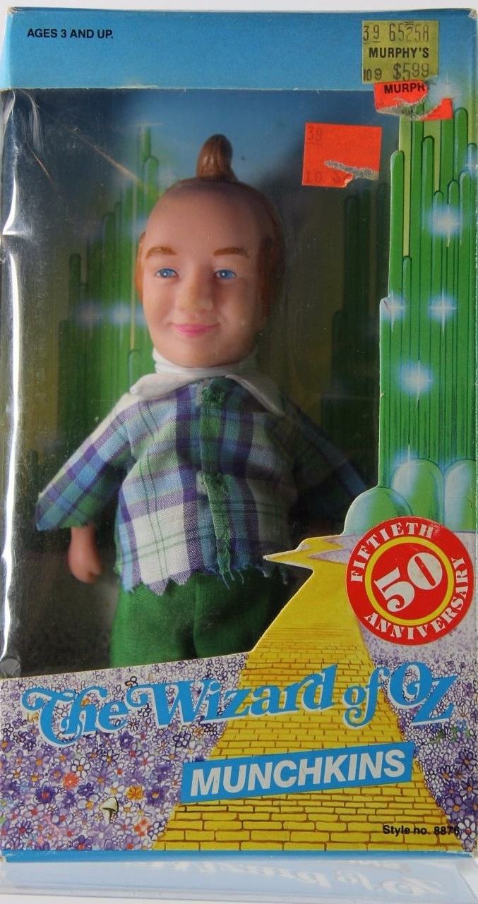 6-inch Wizard of Oz Munchkins Lollipop Kid