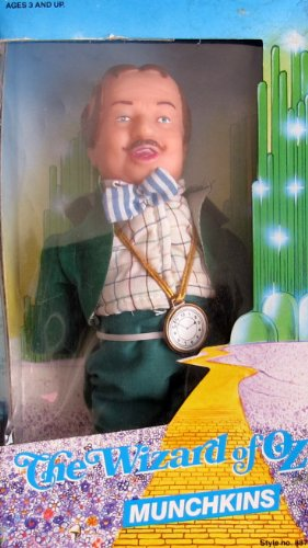 6-inch Wizard of Oz Munchkins Mayor