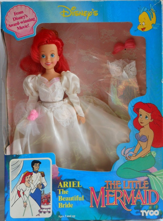Ariel The Beautiful Bride