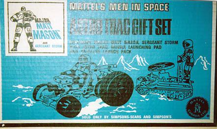 Astro Trac Gift Set
