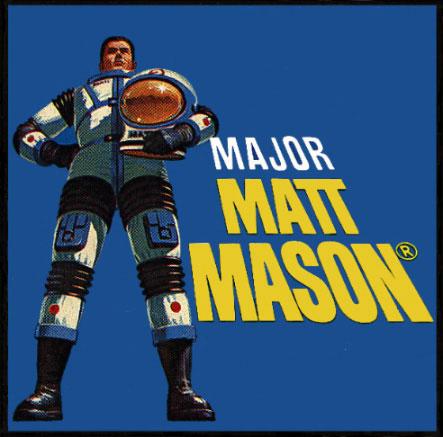 Mattel's Major Matt Mason