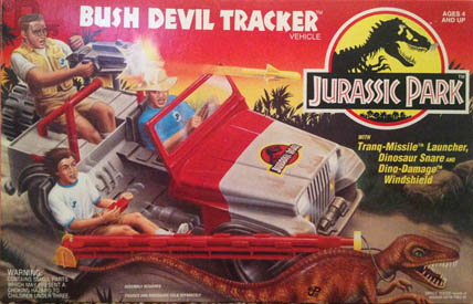 Bush-Devil-Tracker