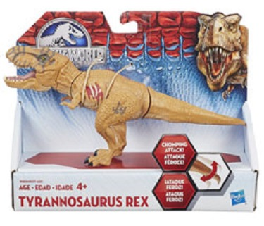 Chomping Tyrannosaurus Rex