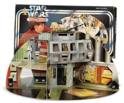 Cardboard Death Star