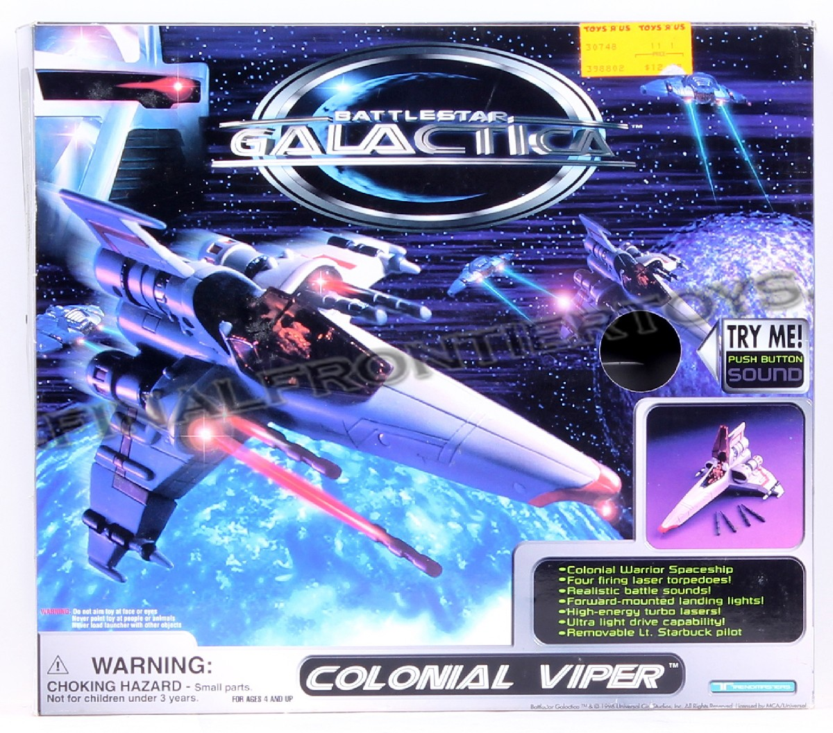 Trendmasters Colonial Viper