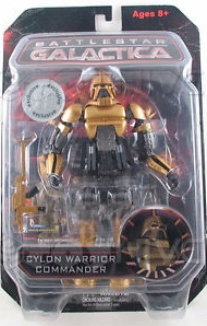 Cylon Warrior Commander