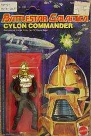 Cylon Commander