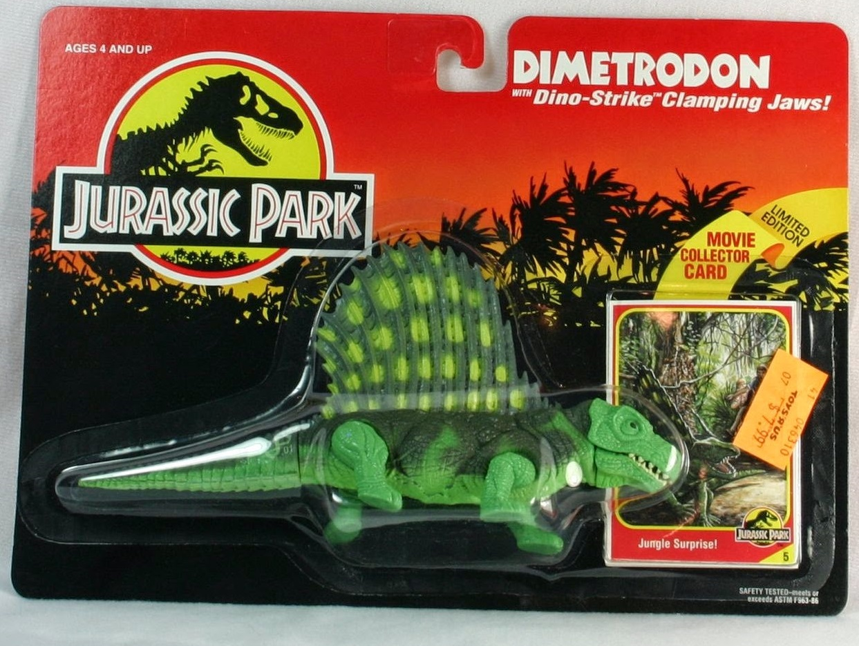 Super Jurassic Park Action Figures Guide and Checklists? BK74