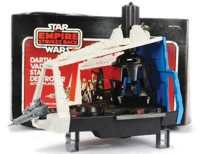 Darth Vader Star Destroyer