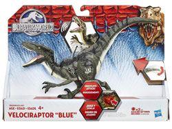 RC-Velociraptor Blue