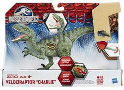 RC-Velociraptor Charlie