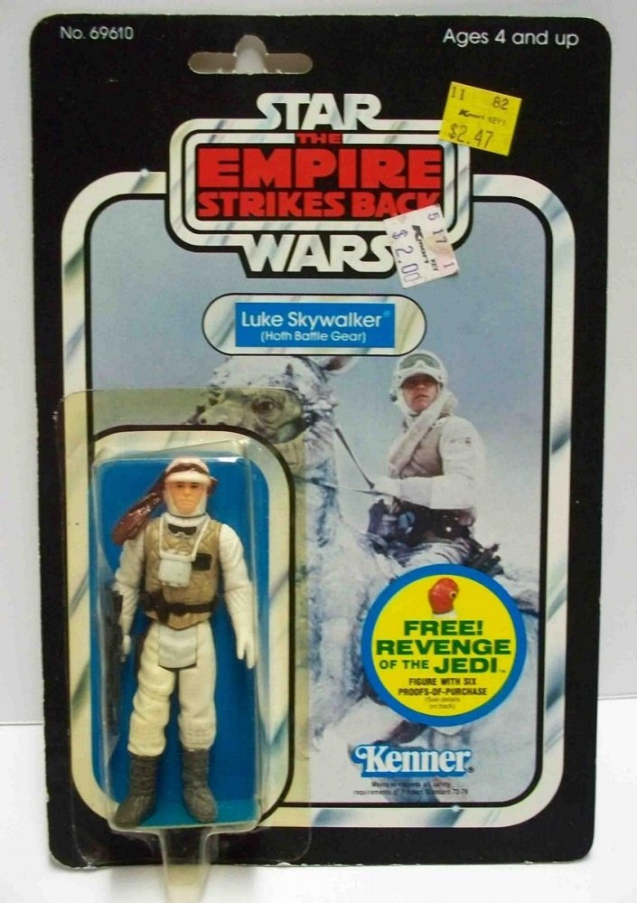 Luke Skywalker Hoth Gear