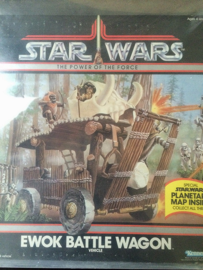 Ewok Battle Wagon