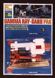 Gamma Ray-Gard Pak