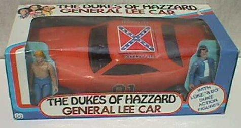 General Lee with Bo + Luke
