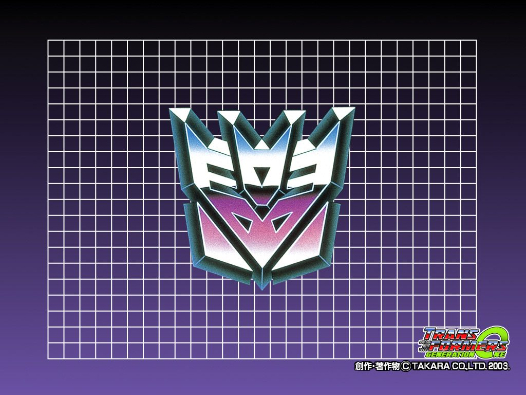 Generation 1 Transformers