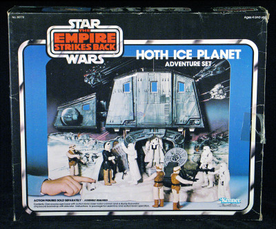 Hoth Ice Planet