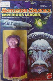 Imperious Leader
