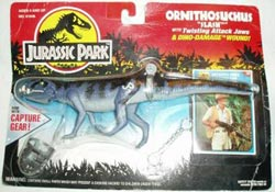 Many Jurassic Park Prototype Figures Were Made But Never